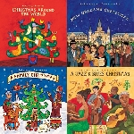 Putumayo Christmas Collection (4CDs Pack)
